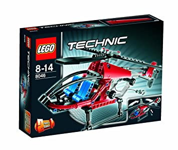 günstig kaufen LEGO Technic Hubschrauber 8046