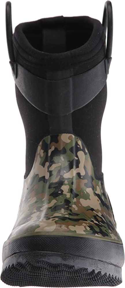 Western Chief Kids Cold Rated Neoprene Boot Heart Camo