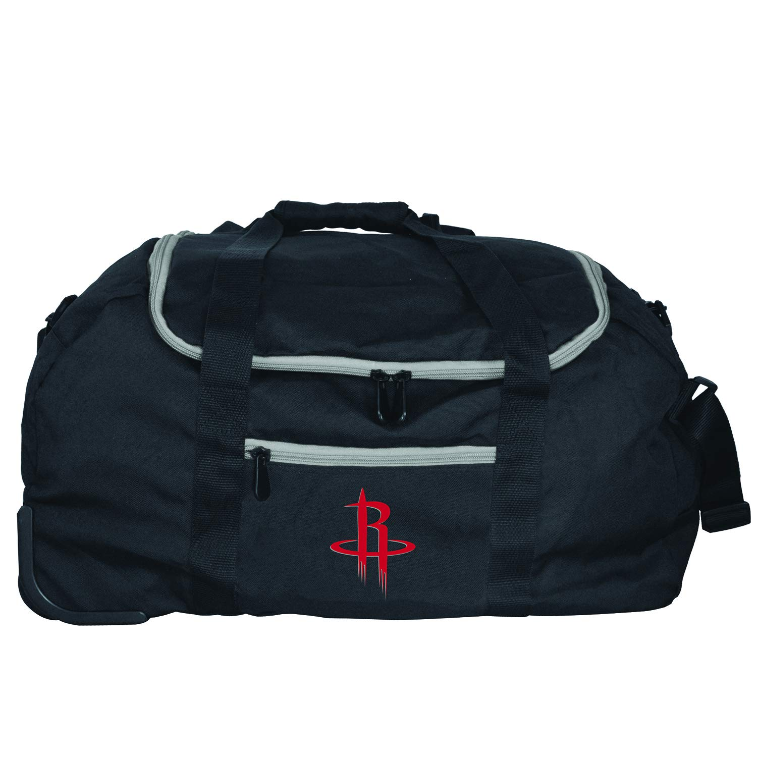 NBA Houston Rockets Mini Collapsible Duffel, 22-inches