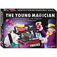Online Shopo Kart The Young Magician 101 Amazing Magic Tricks (Multicolour)