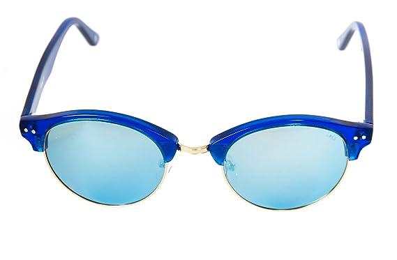 LOIS - Lois Flat BL Blue, Gafas de Sol Moda Unisex Pasta ...