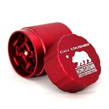 Cali Crusher Homegrown 4 Piece Pocket Grinder