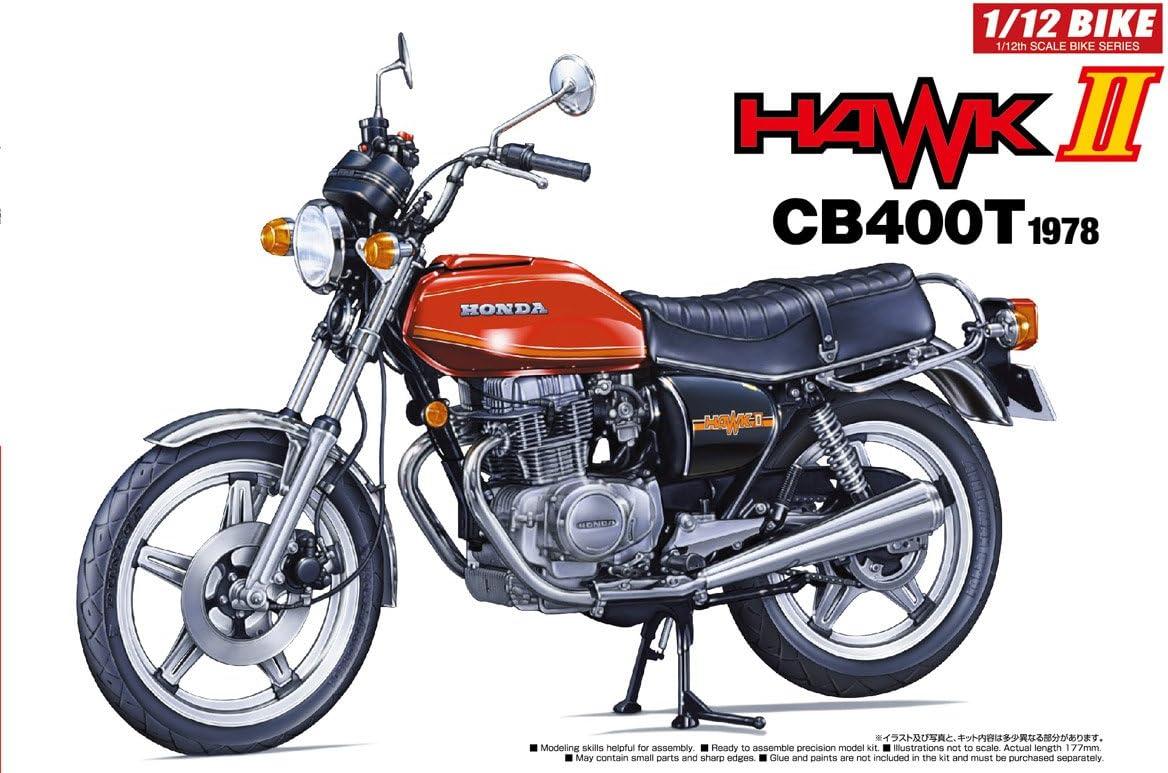 Aoshima 1//12 Bike No.21 Honda APE50 Model Kit Japan Import