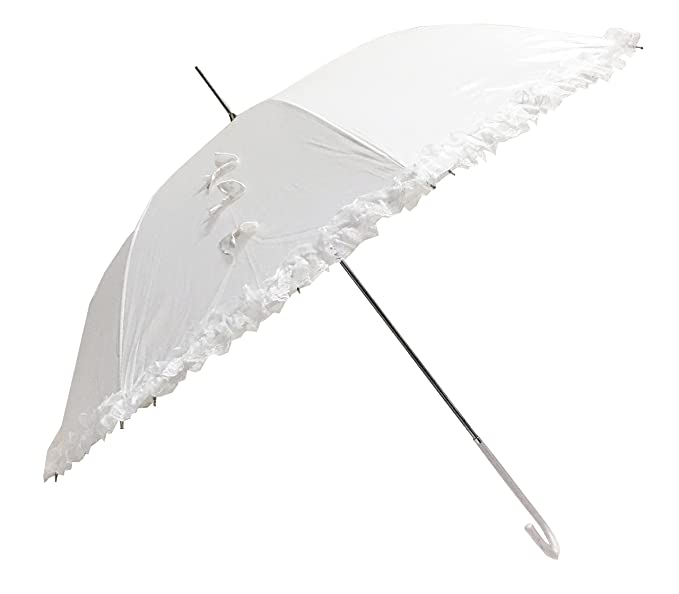 Superb White Umbrella, Baby Shower Umbrella, Wedding Umbrella, Decoration Umbrella