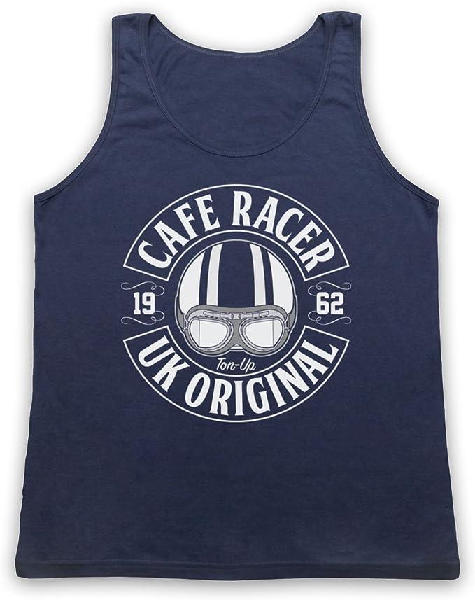 camisetas sin mangas cafe racer