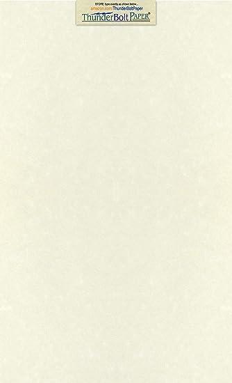 Amazon.com: 50 hojas de papel pergamino 65LB Peso de la ...