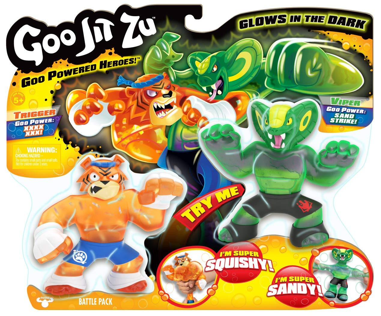 Sahario Pantaro Wolfpain Heroes of Goo Jit Zu Pack