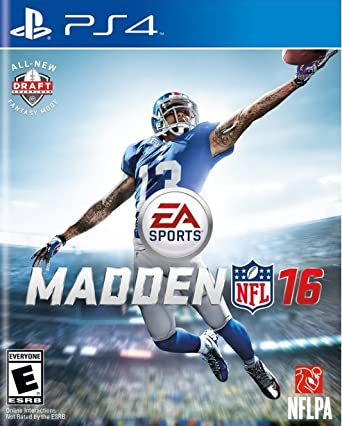 Amazon.com: Madden NFL 16 - PlayStation 4: Electronic Arts: Video ...