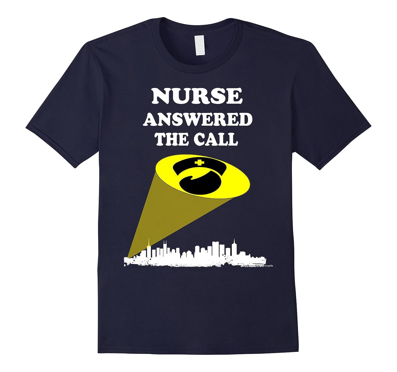 Registered Nurse Shirt Gift Super Hero Practical Nurse Shirt-TD