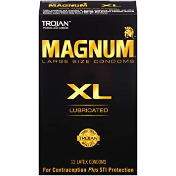 Magnum xl condoms too small