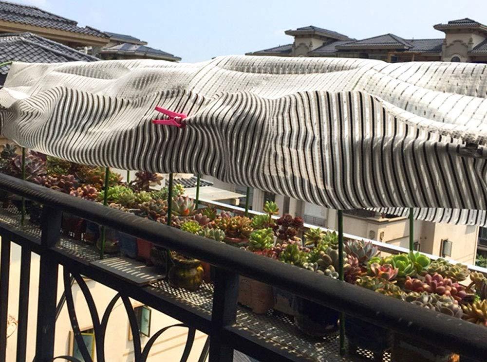 ATR Markisen, Markisen, Sonnenschutz, Sonnenschutzgitter, Überdachungen Zeltstoff Zeltstoff Zeltstoff Plane Segel, Geeignet für Gartenpflanze Anbau, Mehrere Größen, Weiß Schwarz B07NX9RR8T Zeltplanen Clever und praktisch 2b4297