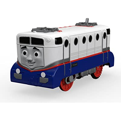 Fisher-Price Thomas & Friends TrackMaster, Etienne Train: Toys & Games