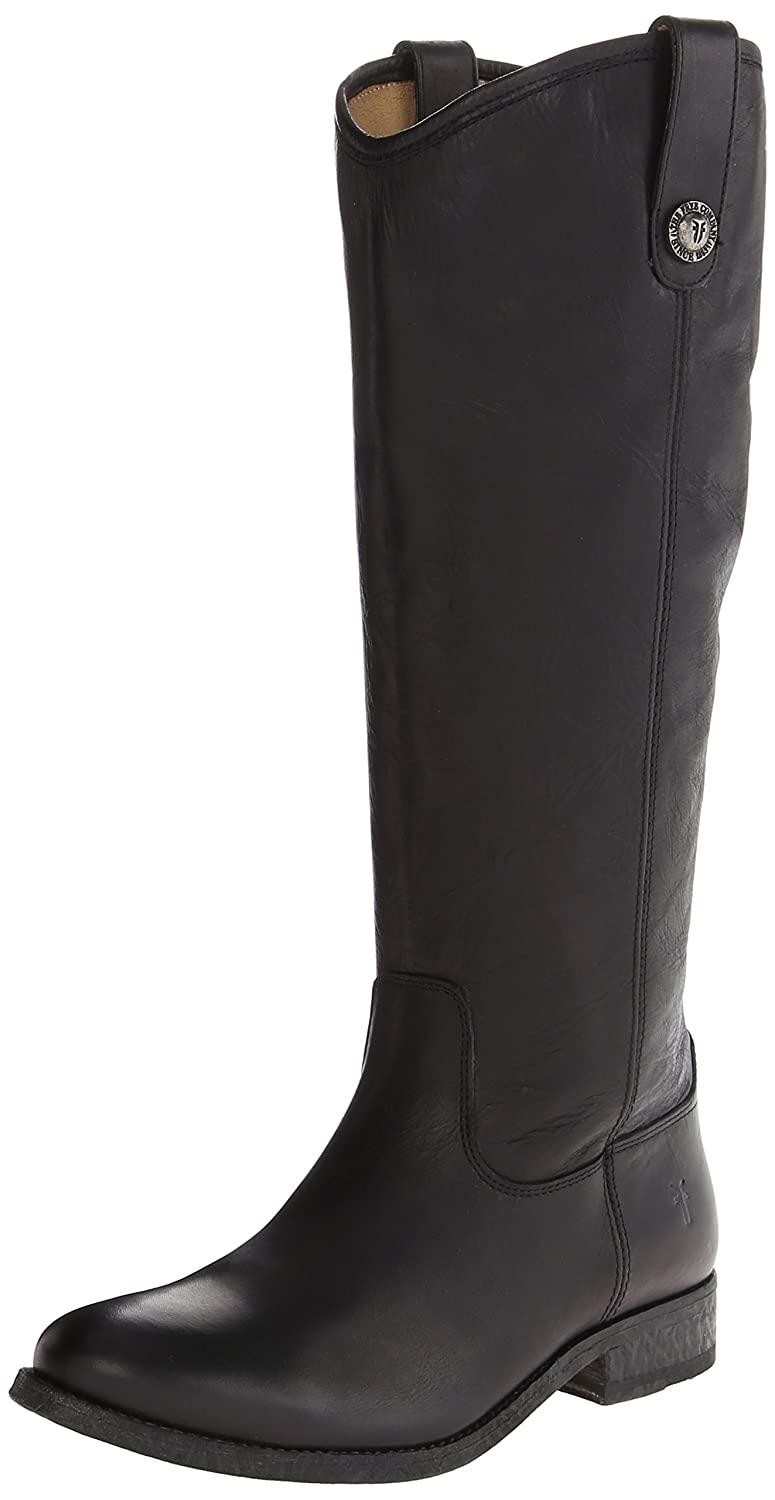 FRYE Women's Melissa Button Boot B00IMIDTE6 5.5 B(M) US|Black Washed Antique Pull-up-77172