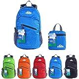 EGOGO Multifunzione 25L Zaino Trekking Pieghevole Peso Leggero Daypack Per Sportivo Outdoor Campeggio Alpinismo Arrampicata Viaggi S2212