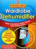 3 X Interior Hanging Wardrobe Dehumidifier By AirWise - Helps Stop Damp
