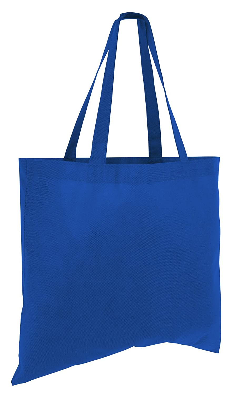 【正規販売店】 ( 50パック)のセット50安い予算Promotional Large B011PJ3KMO Toteバッグ ブルー ブルー B011PJ3KMO Large ロイヤル ロイヤル, イタノチョウ:3a06c03d --- staging.aidandore.com