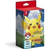 Pokemon Let's Go! Pikachu! Plus Poke Ball Plus (Nintendo Switch)