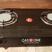 Amazon.com: Gas One - Quemador de gas propano con regulador ...
