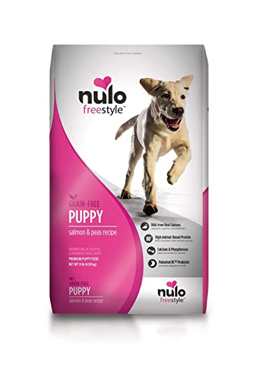Nulo Puppy Food Grain Free Dry Food