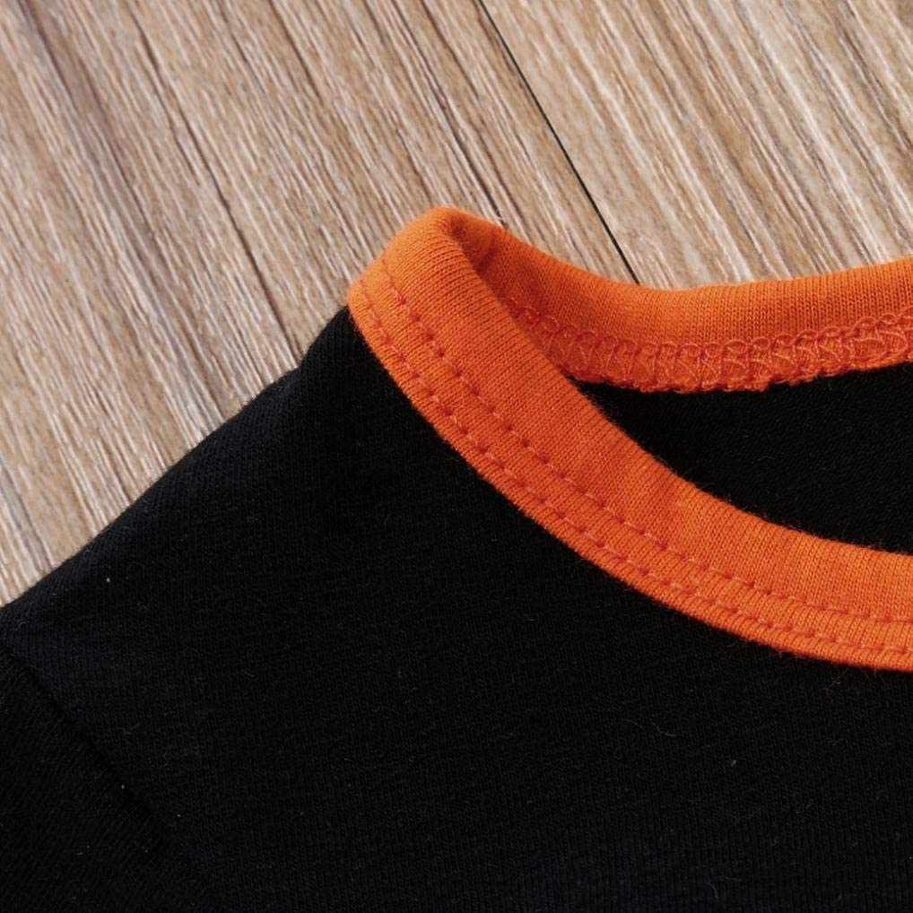 Memela Baby Clothes,Baby Boys Girls Clothes Cutest Pumpkin in The Patch Bodysuits Pumpkin Pants Outfits