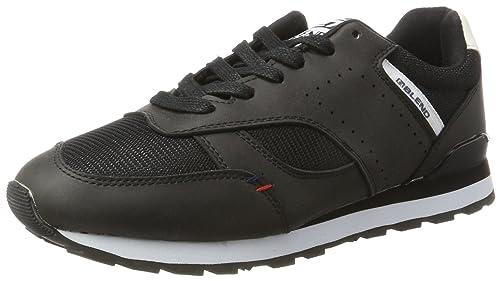 Blend 20704286, Sneaker Uomo, Nero (Black 70155), 44 EU