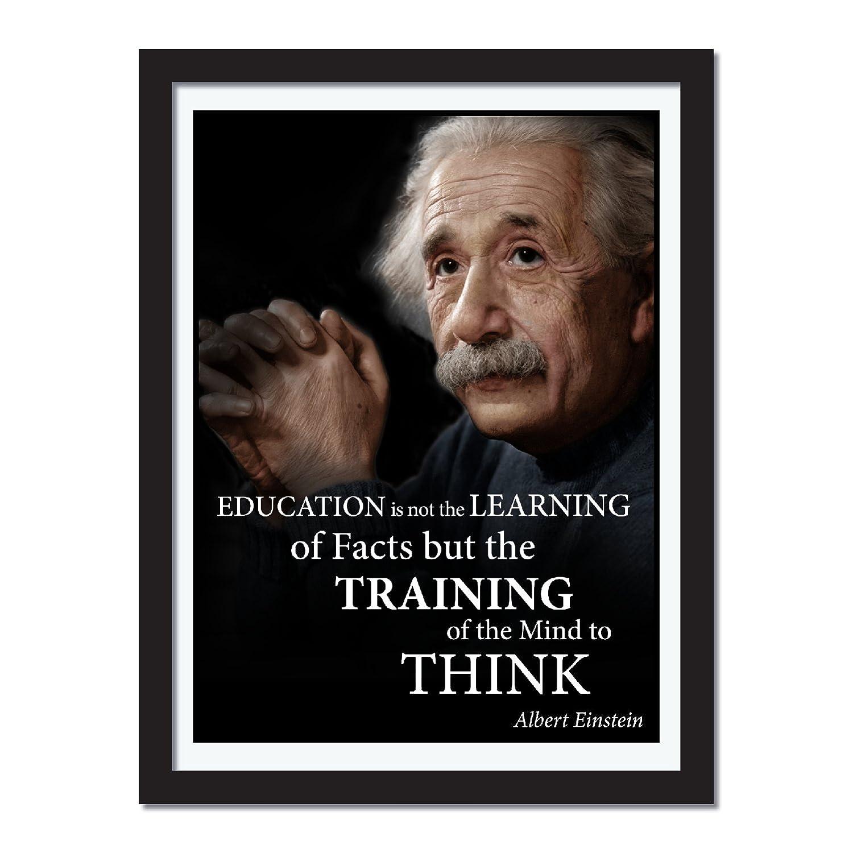 Amazon Young N Refined Albert Einstein Education Portrait