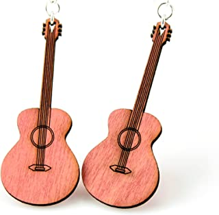 product image for Classic Guitar Earrings