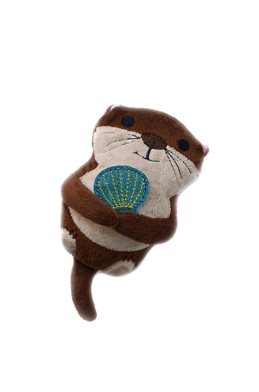 Stuffed Otter Plush Toy