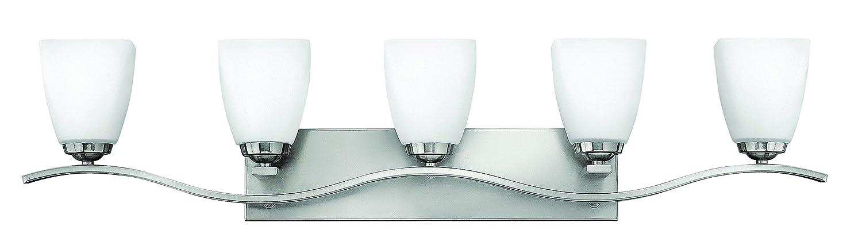 Aipsun 40 inch LED Vanity Lights Adjustable Bathroom Vanity Light Fixtures Bathroom Wall Lights Modern Vanity Lighting Stainless Steel 5500K