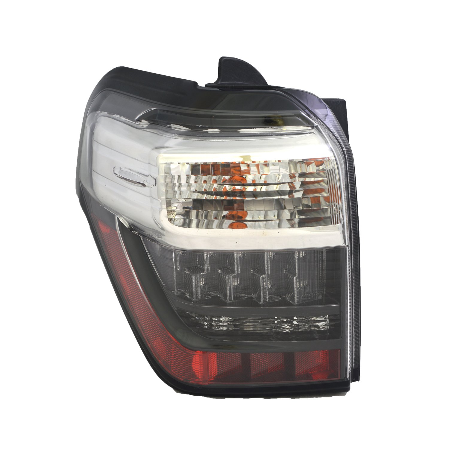 TYC 11-6657-00-1 Ford Right Replacement Tail Lamp