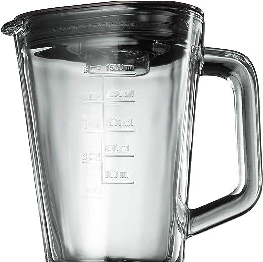 Electrolux ESB5400BK - Licuadora (1,5 L, Paso, Batidora de vaso ...