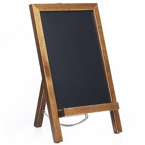 cedar markers 14x95 unfinished wood framed chalkboard mini chalkboard signs - Wood Framed Chalkboard