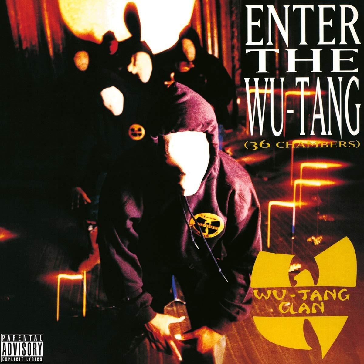 Wu Tang Clan Enter The Wu Tang 36 Chambers Yellow Vinyl Music