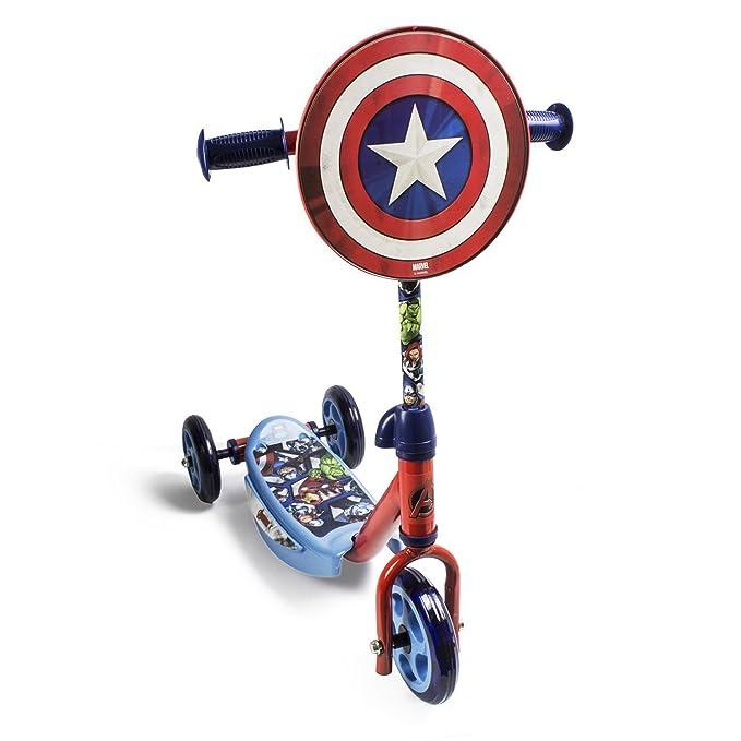 Avengers- Patinete 3 Ruedas (Darpeje OAVE110)