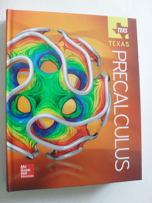 Teks Texas Precalculus Student Edition: U: 9780021402502