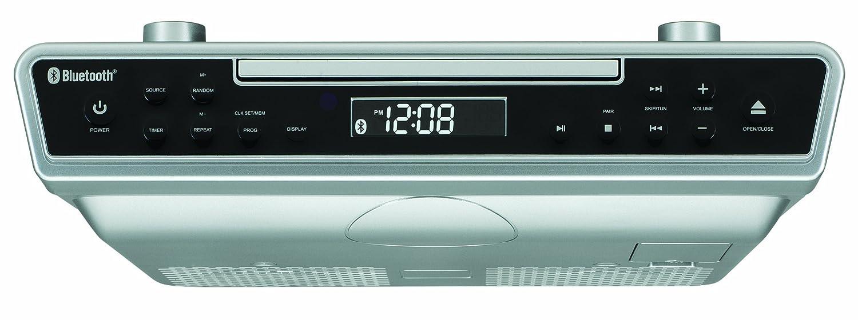 Best Under Cabinet Kitchen Cd Clock Radio Reviews 2018