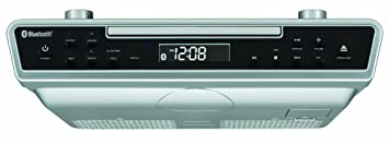 Sylvania SKCR2713 Under Counter CD Player with Radio and Bluetooth ...
