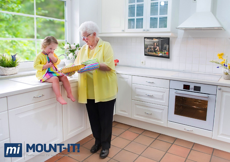 Under Cabinet Tvs Kitchen Kitchen Tv Under Cabinet Mount Maxphotous
