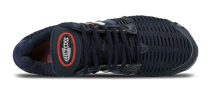 release date: c8cdb d3688 adidas da Uomo Clima Cool 1 S76527 Sneaker, Uomo, S76527, BlueRedWhite,  Size UK 3.5 Amazon.it Sport e tempo libero