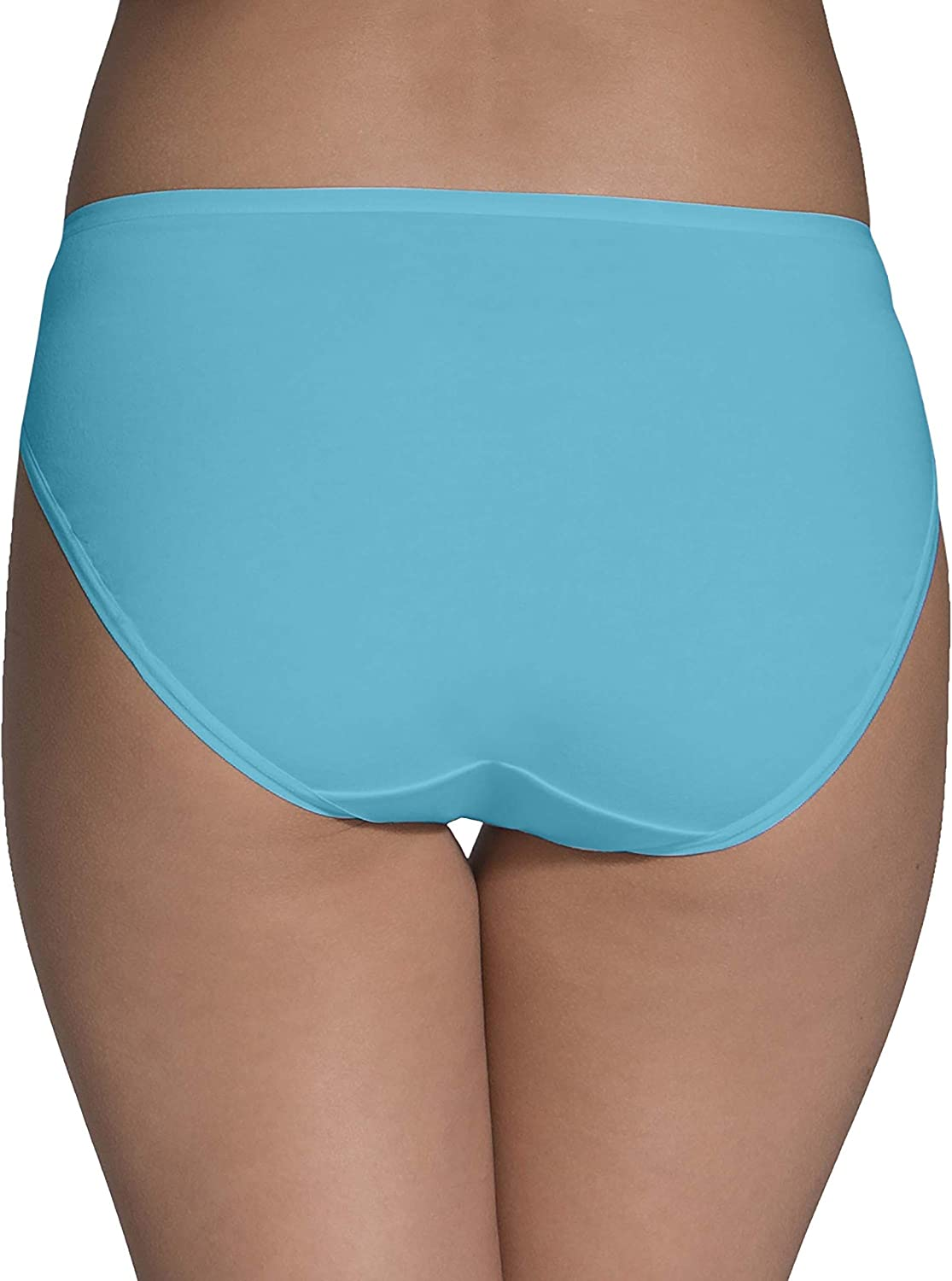 8 Hi-Cut X-Large Fruit Of The Loom Womens Underwear Moisture Wicking Coolblend Panties Fashion Assorted