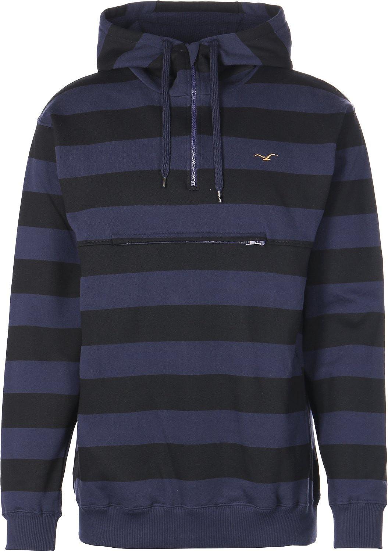 Clepto Hoody Stripe 3,0 Navy
