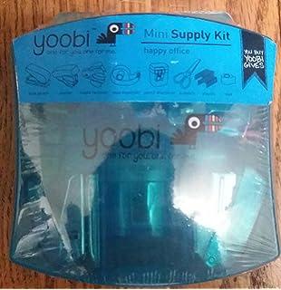 Desk Mini Supply Kit Blue