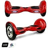 Markboard Hoverboard 10 Pouces Bluetooth, Gyropode Scooter Électrique Auto-équilibrage