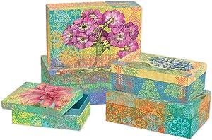 Lang Companies, Bohemian Garden Decorative Boxes