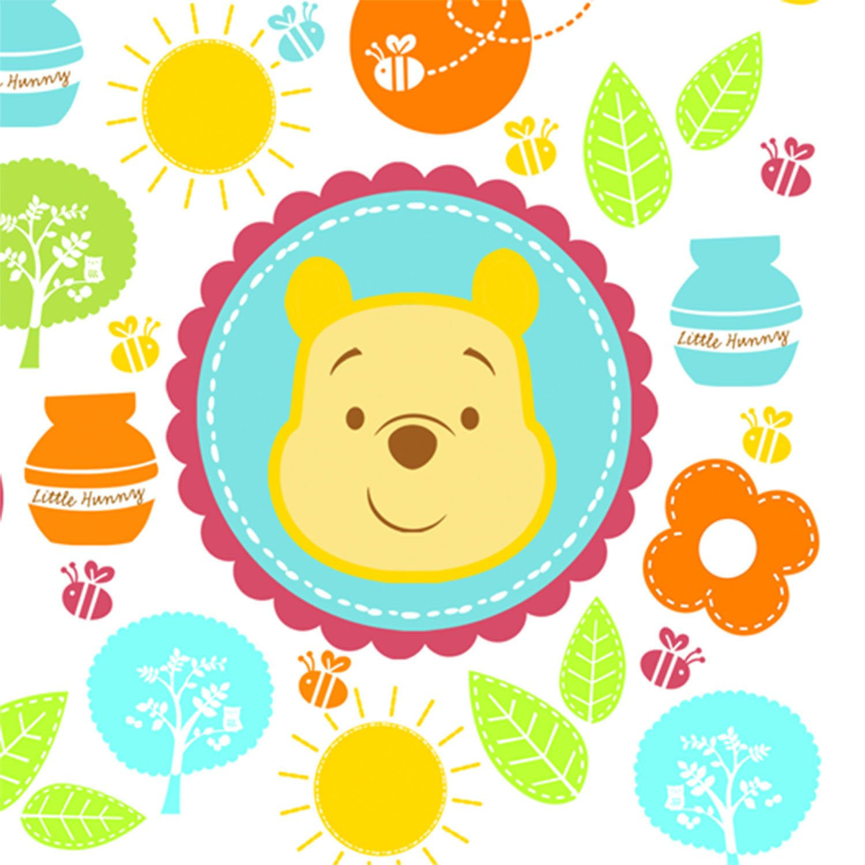 Disney Pooh Little Hunny Baby Shower Beverage Napkins ディズニープーさんリトルハニーベビーシャワー飲料ナプキンハロウィンクリスマス B008ELO0US