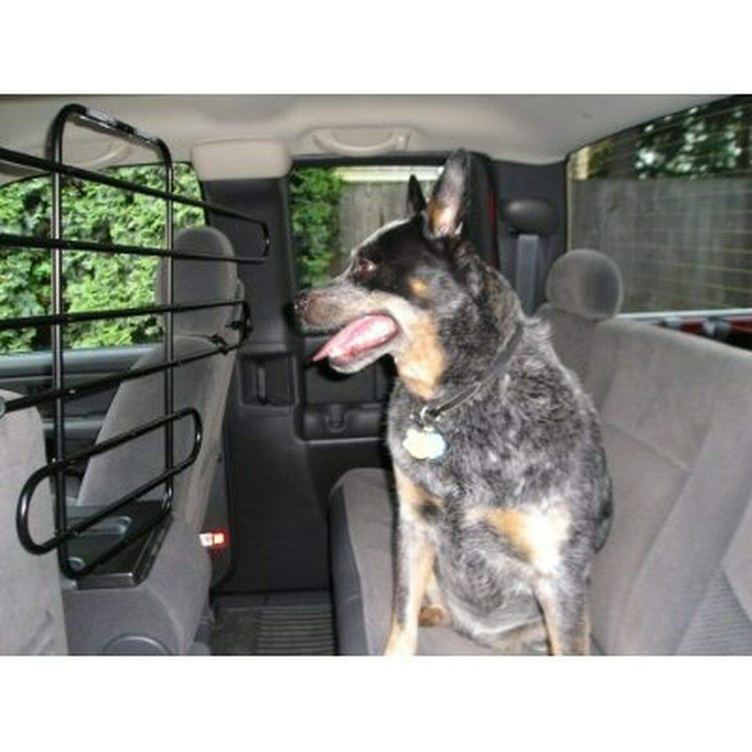 The Original Zookeeper Auto Car Pet Barrier Moves with Your Seats. Tilt. Slide. Recline. All with Ease. by The ZooKeeper