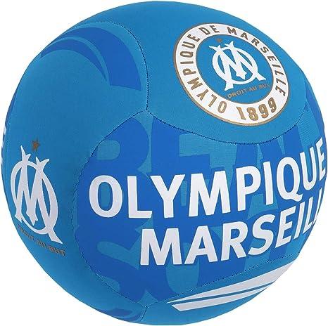 Olympique de Marsella - Balón de fútbol (Talla 5): Amazon.es ...