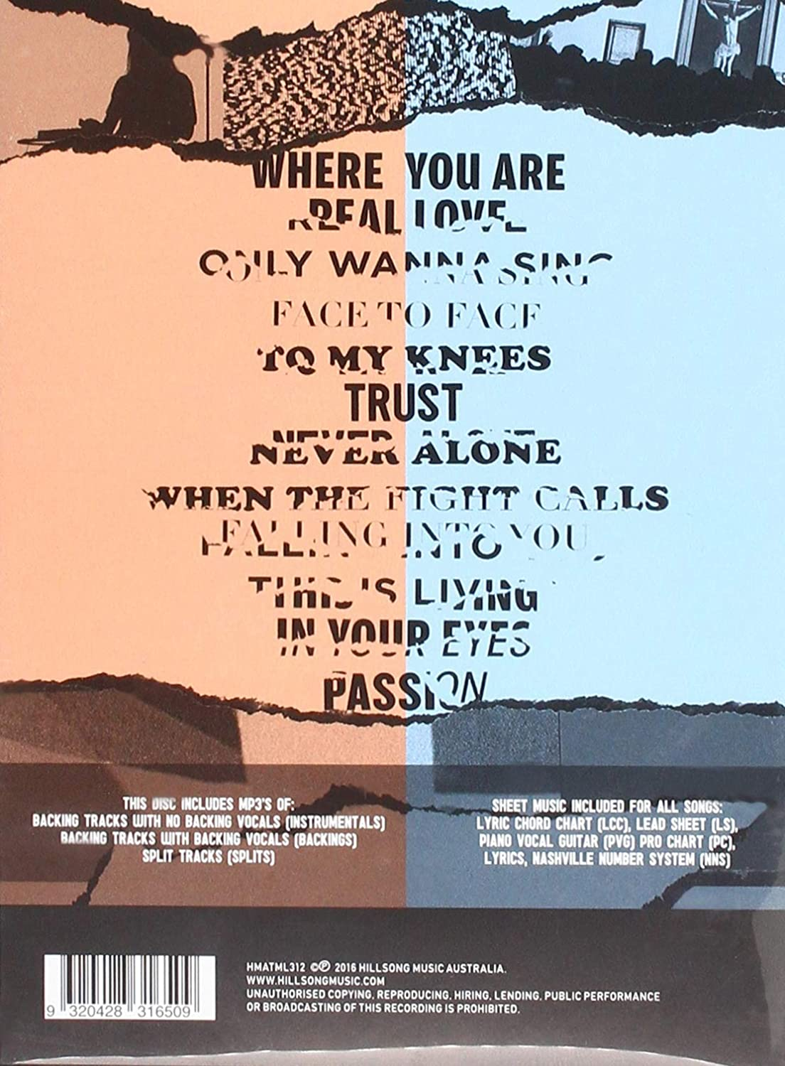 hillsong young & free - young & free youth revival-1cd