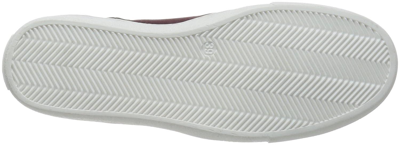 Miz Mooz Women's Laurent Sneaker B06XP832L8 39 M EU (8.5-9 US)|Eggplant-velvet