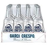 Garci Crespo Reserva de Tehuacán, Agua Mineral en Botellas de Vidrio, Contenido 1 Paquete con 12 Botellas de Vidrio de…